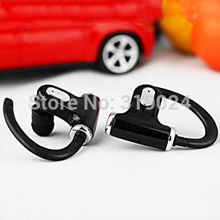 stereo sport bluetooth cuffie bluetooth earphons bluetooth colore nero per la musica e telefonata