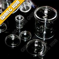 50mlTransparent quartz crucible/ Quartz glass beaker