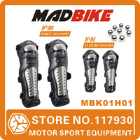 2013 MadBike K01H01 Motorcycle Knee&Eblow Protector Moto Protection Safety Racing Stainless steel Guard Protection Free Shipping