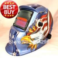 NEW!!! Eagle skeleton Solar Auto Darkening weld welder Welding Helmet  tools mask goggles for ARC MAG MIG TIG