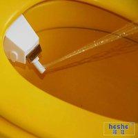 Cool water bidet HS-8100, Small & Smart Plastic hygiene patented bidet
