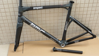 2013 BMC Impec Carbon Road bike Frame,Black Red BMC impec carbon bike frame
