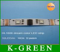 5V Dreamcolor no-waterproof LED Strip HL1606