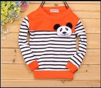 Free postage Kids clothes 1~5years Cute bear Hoodies Baby Boy and girl clothing kids sweatshirts infant cotton clothes wholesale