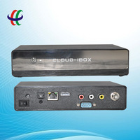 1pc  Cloud i box  free shipping to brazil by china air mail  cloud ibox iptv hd with linux operating box cloud i box