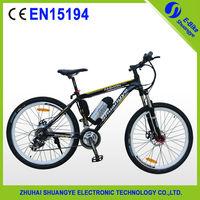 "Free shipping 26"" 36v 250w Electric Bicycle Mountain Ebike BIO-DL"