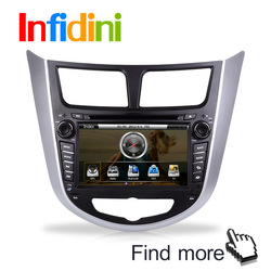 Headunit Car dvd gps for HYUNDAI Elantra 2011-2012 IX35 2010-2013 Verna 2010-2013 Sonata YF 2011 Hyundai I40 I45 I50(China (Mainland))