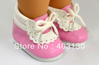 Doll shoes for 18'' AMERICAN GIRL DOLLS new s9