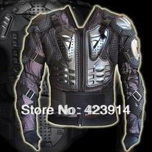 completo motocicleta chaqueta de armadura motocross protector columna protección del pecho gear~s m l xl xxl xxxl(China (Mainland))