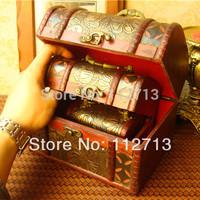 NEW!!! The Vintage Chinese handmade storage box , bracelet display organizer boxes wood  wholesale free shipping