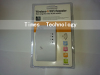 3pcs/lot  Wireless-N Wifi Repeater 802.11N/B/G Network Router Range Expander,free shipping