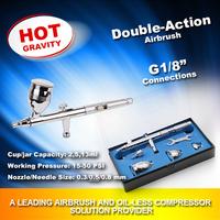 double-action airbrush  BD-183K makeup tool  tattoo gun