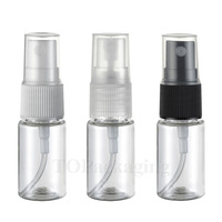 50PCS/LOT-10ML Spray Bottle,Small Plastic Cosmetic Perfume Container With Mist Atomizer,Empty Makeup Sub-bottling