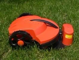 2014 newest 4th generation robot lawnmower / robot mower
