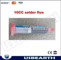 Free Shipping!! 10cc MECHANIC Solder Paste Tin Cream XG-Z40, solder flux for bga rework