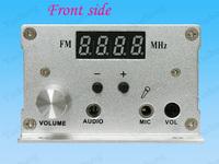 0.1W transmitter 0.5W FM Transmitter PLL LCD Stereo Broadcast car Radio Station FM dual mode power
