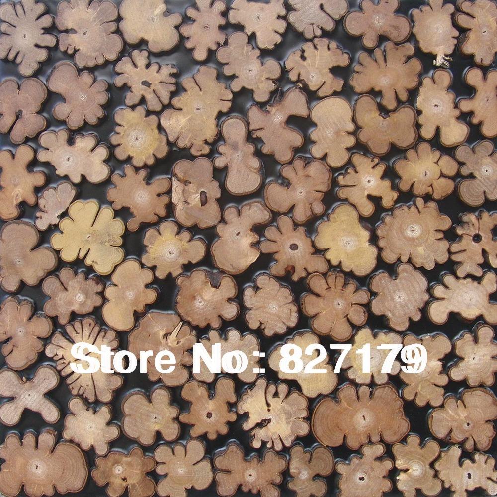 3 D irregular wood panel mosaic(China (Mainland))