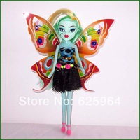 Free shipping new style Monster dolls ,winx girls for kids. Monster doll
