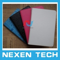 """7"""" Magic Girl Tablet PC Leather Case Protecting Jacket Protective Sleeve Colorful Cover 7 inch Tablet Case for Q88"""