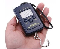 Digital Scales Double-precision Hanging Luggage Fishing Weight Portable Mini Pocket Electronic Scale With Backlight 40kg/10g