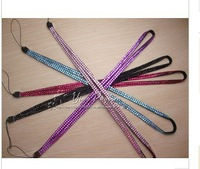 2013 New fashion Purple Crystal Bling Rhinestone Lanyards BY-600