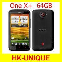 Original HTC S728e One X+ G23 64GB storage Quad core 8MP Camera 4.7 inch Touch Screen Smartphone in stock Free Shipping