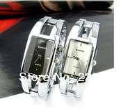 Free Shipping retail 1Pcs hot sales fashion New arrived Ladies Women Fashion Quartz Bracelet Bangle Stylish brand wrist Watch