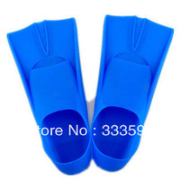 Swimming Fins Diving Flippers unisex Silicone soft touch comfortable fit slip-proof for children and adult free shipping