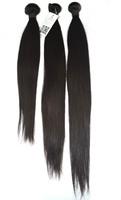 "Queen Rose 3 bundles lot 100% Queen Peruvian virgin human hair extensions sew in hair 12""~30"" Straight  luxy hair free shipping"
