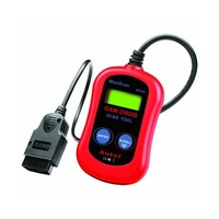 Hot sale MaxiScan MS300 Code Reader Tool OBD2 OBDII CAN Car Scan Diagnostic tool Free sipping