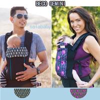 Beco baby suspenders baby suspenders bags baby sling AIMS series Gemini - Robots Gemini - Nova