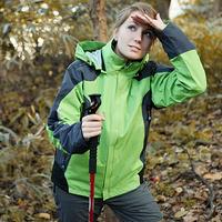 2014 High Quality Outdoor Winter women's Fleece 3in1 Jackets Climbing Sport Outerwear Waterproof Windproof Ski coats for female