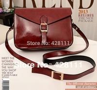 Promotion 2014 High Quality Fashion Candy Women Crossbody Messenger Bag Hasp Small Shoulder bag Satchel Female Free shipping