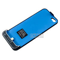 New 2200mAh  External Portable Backup Battery Pack Case Power Bank Adapter Charger for iPhone 5 5s