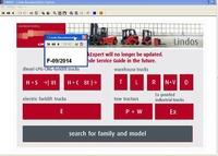 Linde Forklift Pack (Forklift Parts Lindos EPC 2014.12 + Truck Expert Repair 2013.12 +Truck Doctor 2.0.16 + Pathfinder 3.5.8.2)