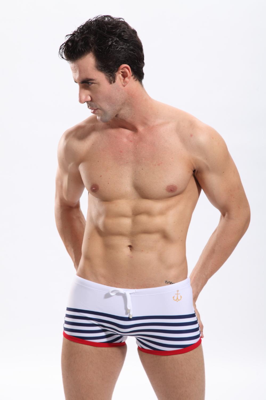 Bikini de los hombres nadar
