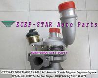 GT1544S 700830-0003 700830 700830-0001 Turbocharger Turbo For Renault Scenic Megane Laguna Espace 1.9L DTI 1998-07 F8Q730 F9Q730