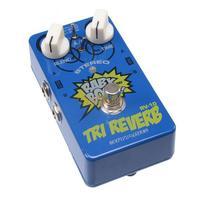 Biyang RV-10 Tri Reverb Effects Pedal Six-Model Reverb Guitar Effects Pedal