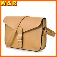 Designer Handbag Satchel Purse pu leather Tote shoulder Messenger Bag candy color preppy look envelope bag drop shipping