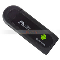 MK809 iii Android 4.2 TV Box Mini PC RK3188 Quad Core 1.8GHz 2GB RAM 8GB Bluetooth WiFi Russian Free shipping