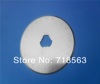 20PCS/Lot-45mm rotary cutter blades ,fit for cutting leather,cloth Fabric,very high quality,Germany material