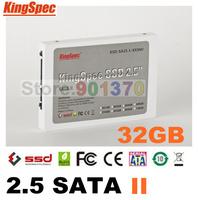 """Kingspec  2.5 """" SATA III 3 SATA II 2 SSD 32GB  2.5"""" SSD Disk Solid State Drive SSD 32gb SATA ssd sata3 Computer Hard Drives"""