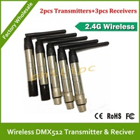 DHL/EMS Free Shipping New Arrival DMX wireless controller transmitter+receiver,LED Lighting Controller,LED transceiver DMX 512