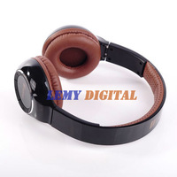 Free shipping Wua sound WS3000 Stereo Headset Bluetooth Headset for Samsung Apple HTC Universal earphone