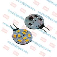 12v G4 9 LEDSMD5630 Round,g4 led bulb,g4 car light,g4 led