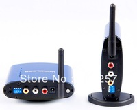 5.8Ghz frequency Wireless AV Transmitter and Receivers/ Wireless AV sender and receivers with Remoter from STB to HDTV