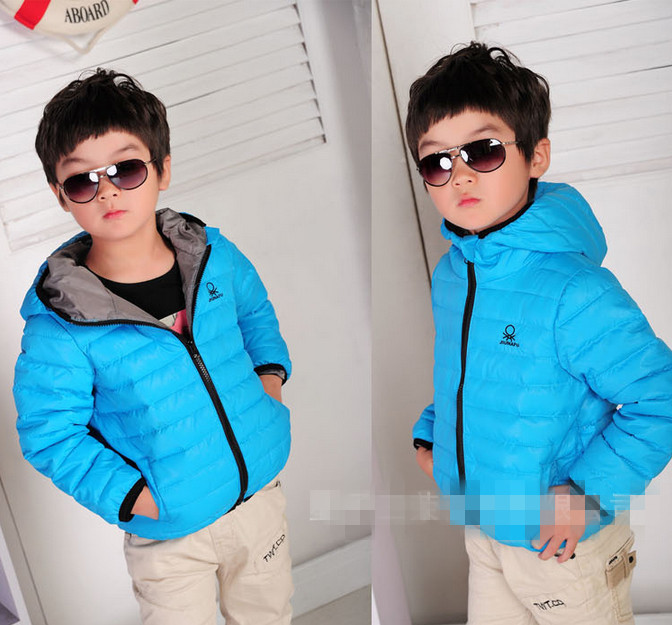 High quality Boys children's Winter jackets Baby down coat Jackets outerwear thickening free shipping 48 hours to send(China (Mainland))