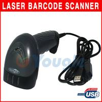 FREE SHIPPING New USB Yongli XYL-8805 Laser Barcode Scanner Bar Code Reader Decoder of POS