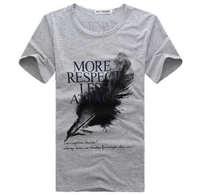 2014 Free Shipping New Arrival Multi Styles t shirt Men fashion shirt famous brand100% Cotton T-shirt for men