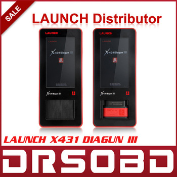 [LAUNCH Distributor] 2014 Globle Version LAUNCH X431 Diagun III Scanner Update Official Website Diagun 3 Auto Diagnostic tool